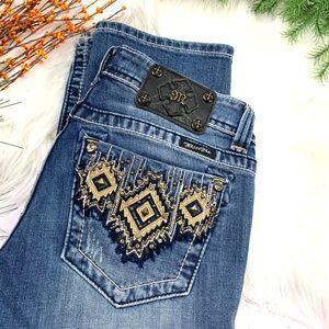 👖I•MISS ME•I Capri Jeans Sz. 28👖